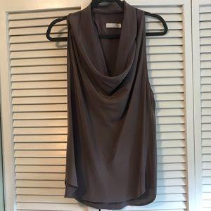 🌞(3/$15) Kenar, front draping blouse!
